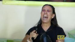 """Cristina Pedroche, al verse en 'El Hormiguero': """"¡Ay, qué"""