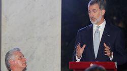 Felipe VI defiende ante el presidente de Cuba los derechos humanos y la