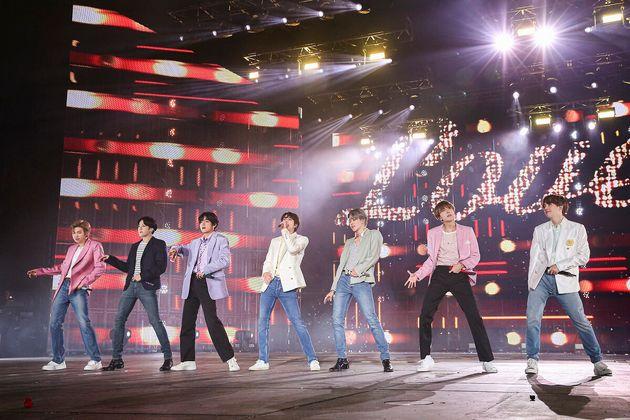 빅히트가 '방탄소년단(BTS) 해외공연 사칭 50억대 사기'에 밝힌