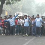 This NGO Made Children Run In Thick Delhi Smog Even As Schools Remain