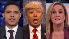 Trump Impeachment-Anhörungen Gibt Spät In Die Nacht Viel Zu Lachen