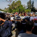 Gaza: huit membres d'une même famille tués dans une frappe