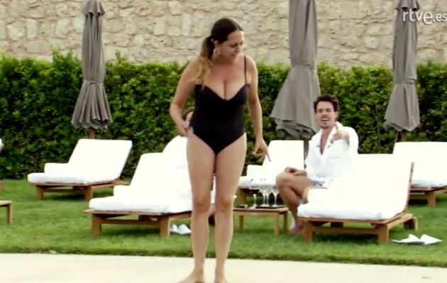 Yolanda Ramos en 'MasterChef Celebrity