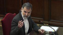 La defensa de Cuixart pide la nulidad de la sentencia por