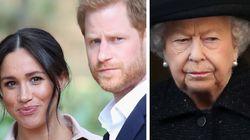 Meghan e Harry fanno lo sgarbo alla Regina:
