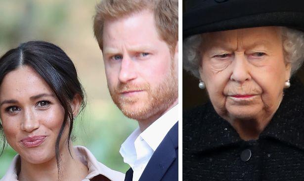 """""""Meghan e Harry non passeranno il Natale con Elisabetta"""
