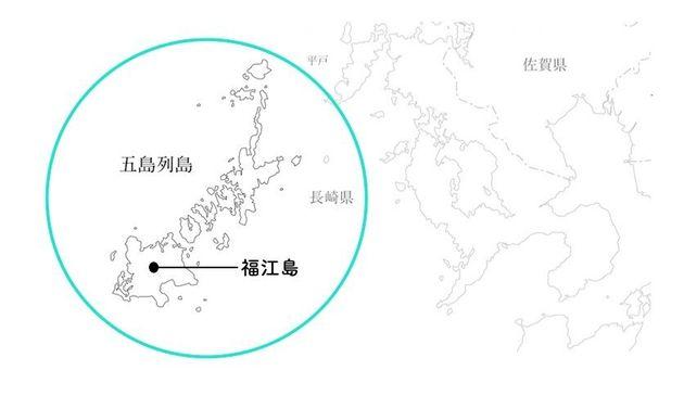 五島市・福江島