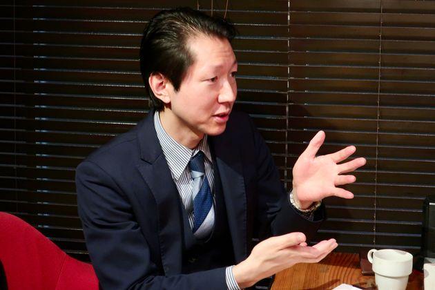横田智男さん