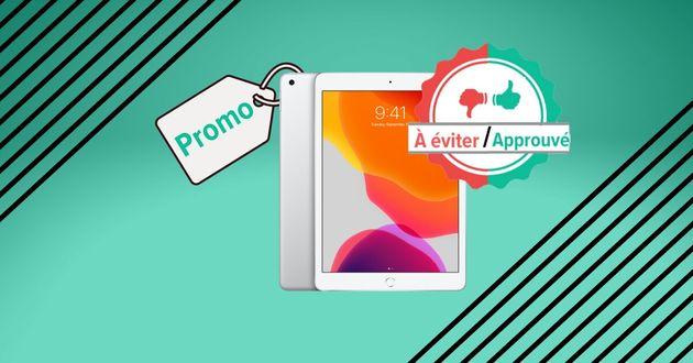 Avant le Black Friday, le nouvel iPad (2019) d'Apple en promo sur Amazon, on valide ou pas?