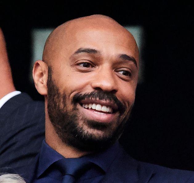 Thierry Henry (ici à Lyon le 2 juillet 2019) nommé entraîneur de l'Impact