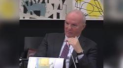 Riester condamne les propos de Georgelin face à l'architecte de la reconstruction de