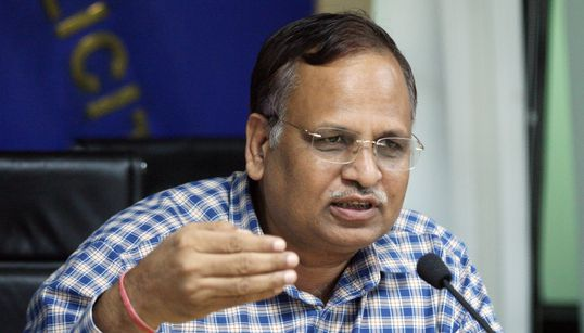 AAP Minister Satyendar Jain On Steps To Improve Air Quality, 2020 Elections And Mohalla