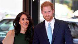 Noël ne sera pas avec la famille royale pour Meghan Markle et le prince