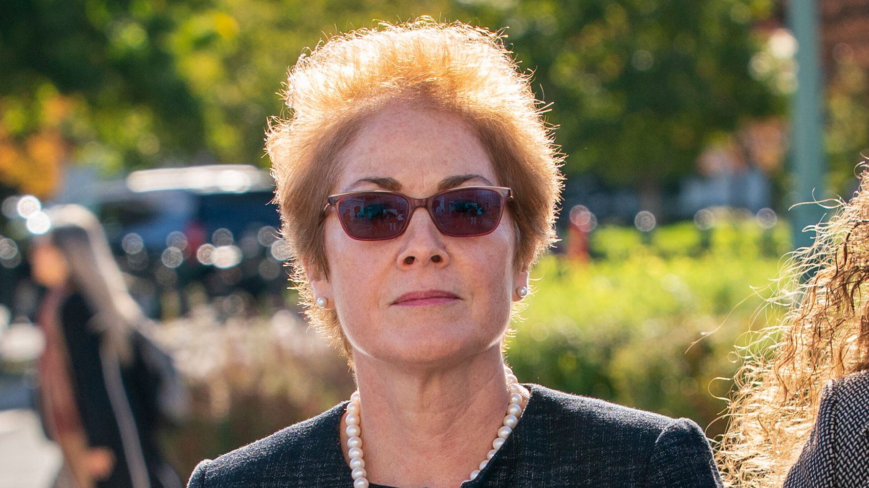 Westlake Legal Group 5dcd6f582500004c05d2d1ac Marie Yovanovitch, Ex-Ukraine Ambassador, Testifies In Trump Impeachment Hearing