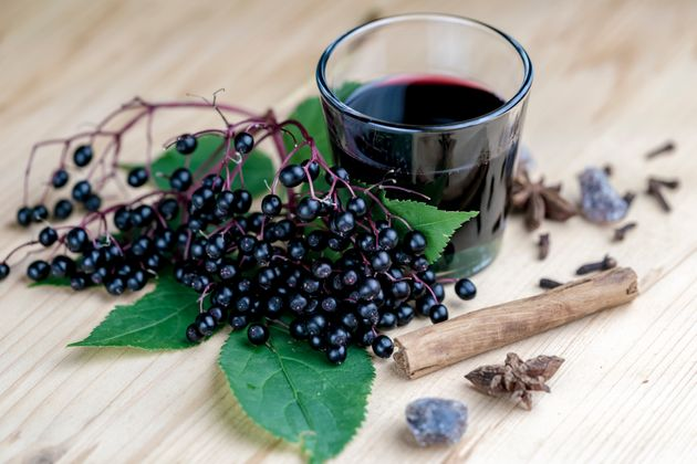 Elderberry Cold Supplements Are Everywhere. But Do They Actually