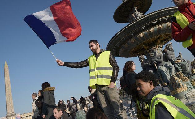 Le 17 novembre 2018, près de 300.000 personnes avaient défilé en France à l'occasion du premier samedi...