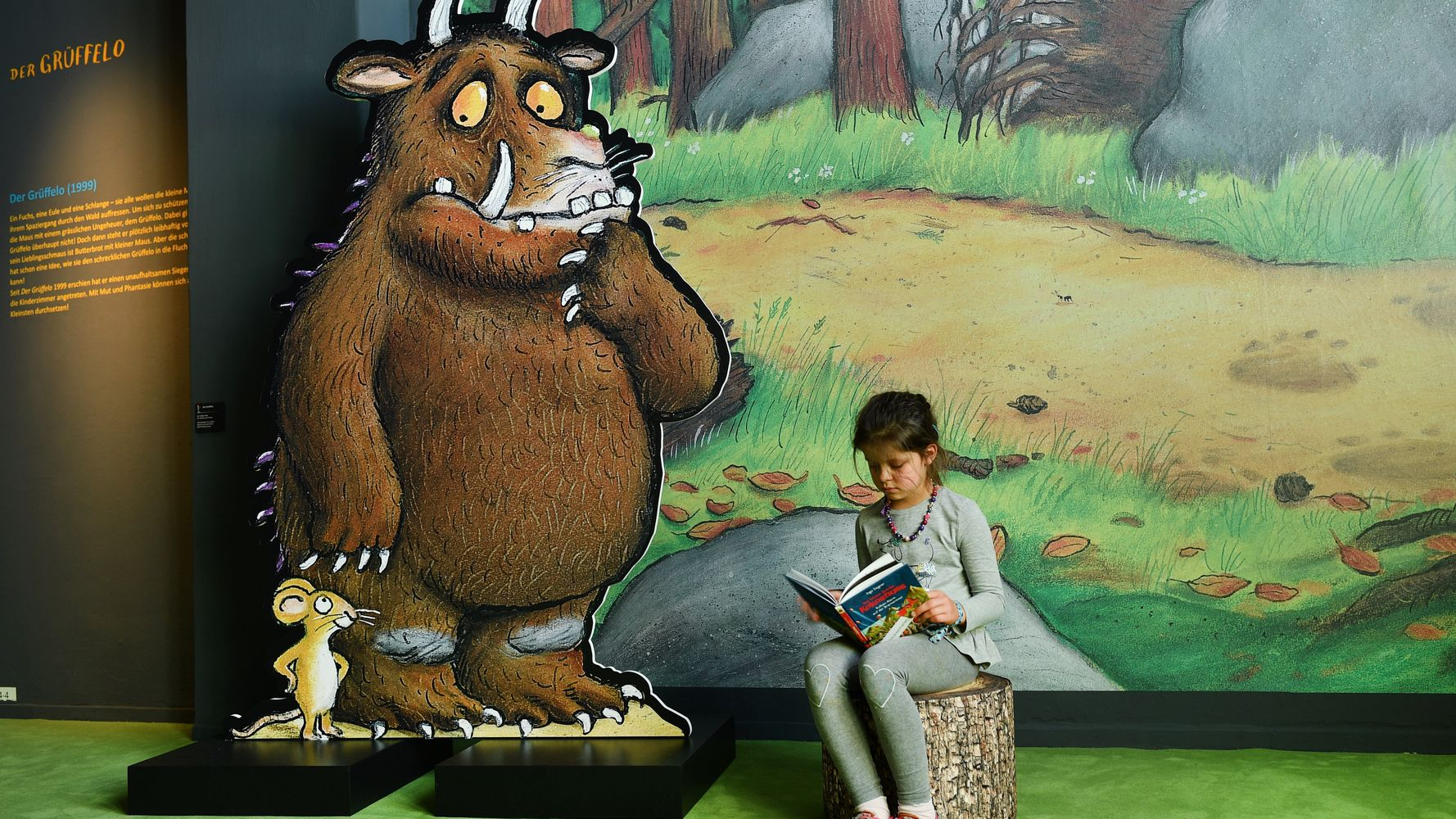 Overthinking The Gruffalo – Or What Happens When You Read The Same Children's Book 100 Times