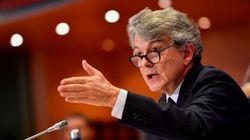 Thierry Breton obtient le feu vert des eurodéputés pour devenir commissaire
