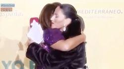 Nuria Marín ('Cazamariposas') triunfa con su 'palo' a Paula Echevarría en Twitter tras este