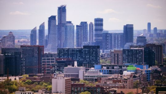 Whoa: Neighbourhoods In Toronto Where Condos Are Still