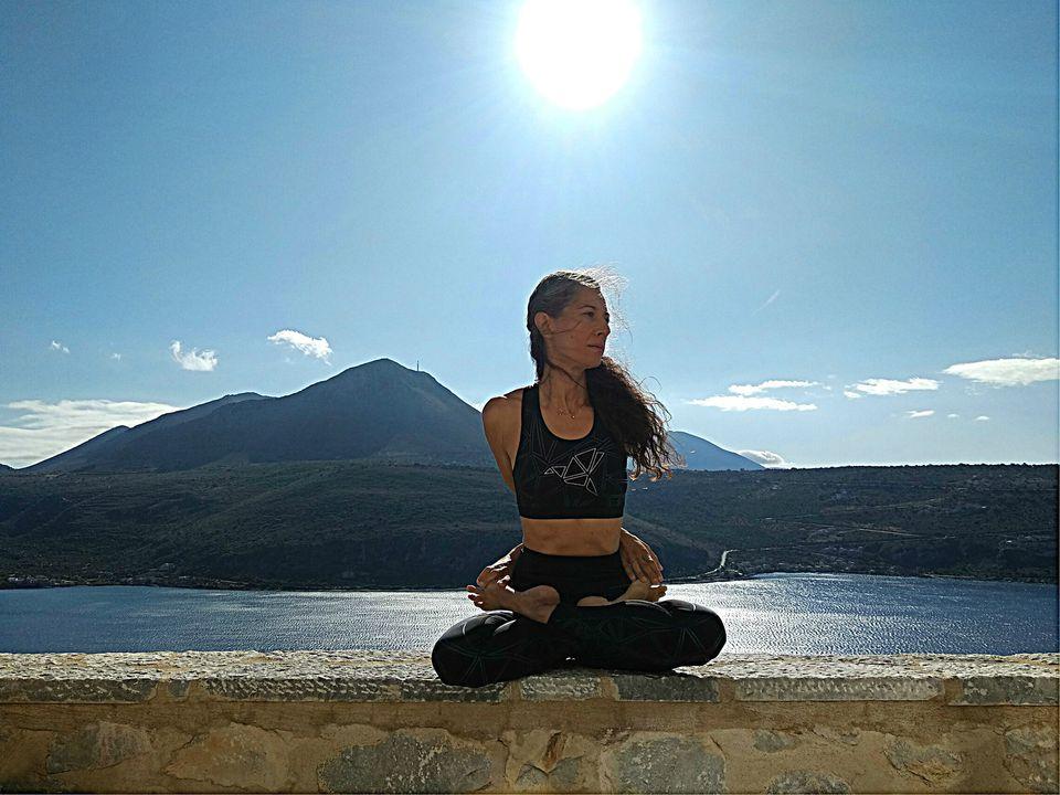 Μια αρχάρια σε yoga retreat: Τι έκανα και έμαθα σε ένα εναλλακτικό