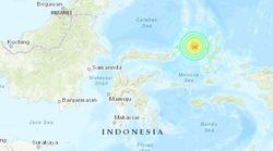 Ινδονησία: Ισχυρός σεισμός 7,1 ρίχτερ - Προειδοποίηση για