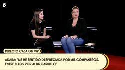 Carlota Corredera desvela en 'Sálvame' lo que no se vio de este extraño momento con