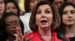 Nancy Pelosi Says Trump's Actions Amount To