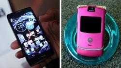 Motorola relança V3 e já tem muita gente ansiosa com o retorno desse