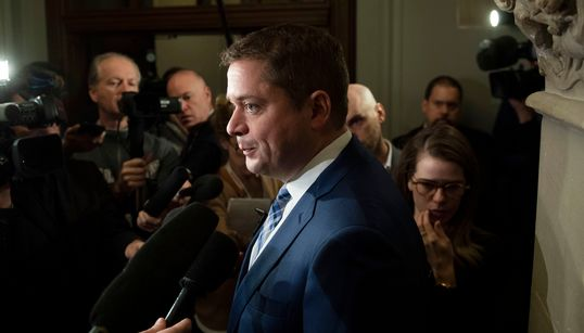 Scheer Blasts Bloc Leader For Saying Alberta Separatists Want 'Oil