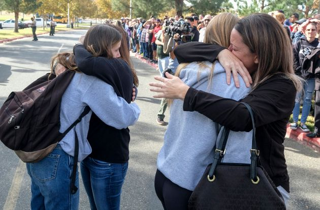 Two Dead And Several Injured In Shooting At High School In California