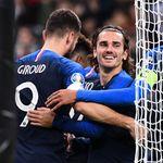 Les Bleus en tête de leur groupe pour l'Euro 2020 après leur victoire face à la