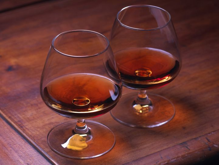 Cognac can only be produced in the Cognac region of France with certain grape varietals.