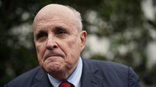 Rudy Giuliani Jokes That He