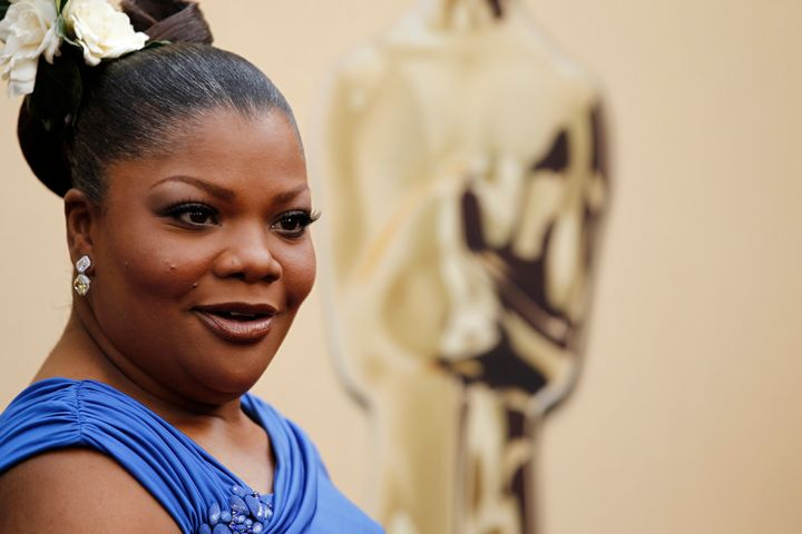In this March 7, 2010 file photo, Mo'Nique arrives at the 82nd Academy Awards in the Hollywood section of Los Angeles.