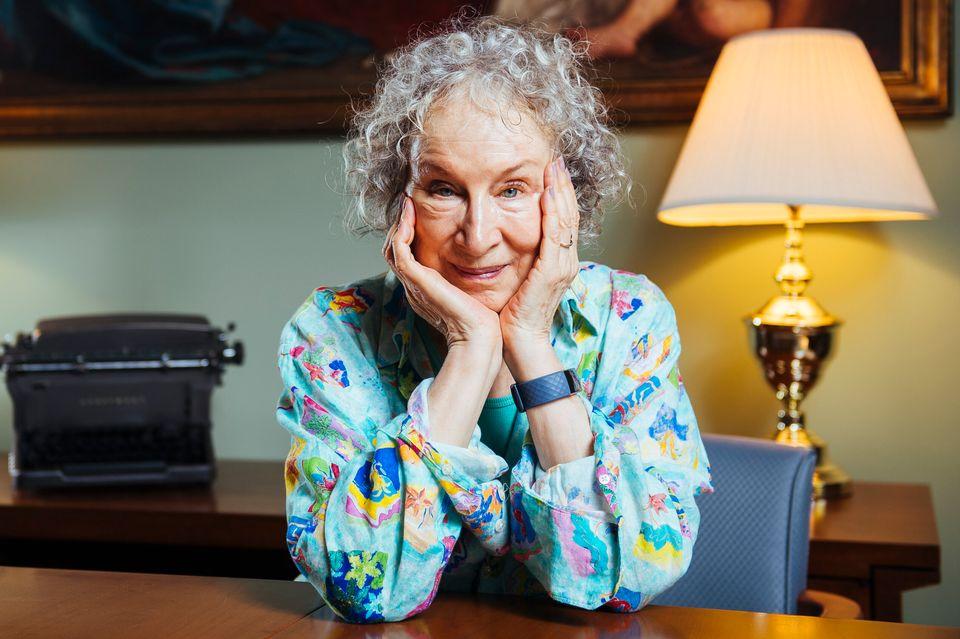 Margaret Atwood escreveu o romance mais esperado do ano,