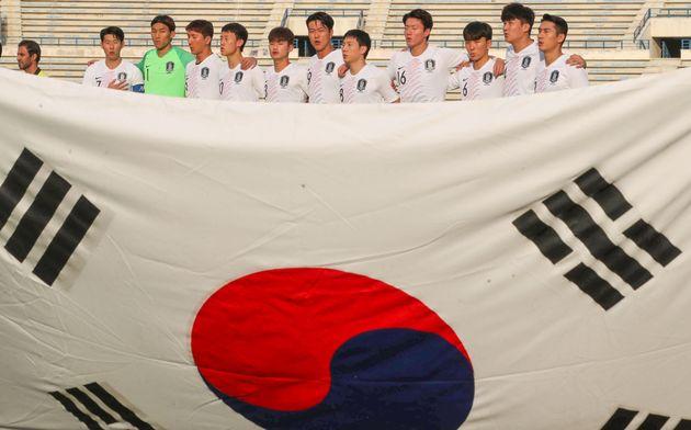 대한민국-레바논 무승부로 카타르 월드컵 진출도 약간은
