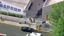 アメリカ・ロサンゼルスの高校で銃撃、2人死亡 在校生が乱射か