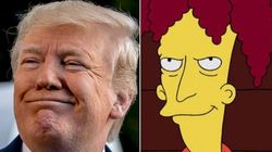 Ex-'Simpsons' Writer Torches GOP For Stealing Trump Defense From Sideshow