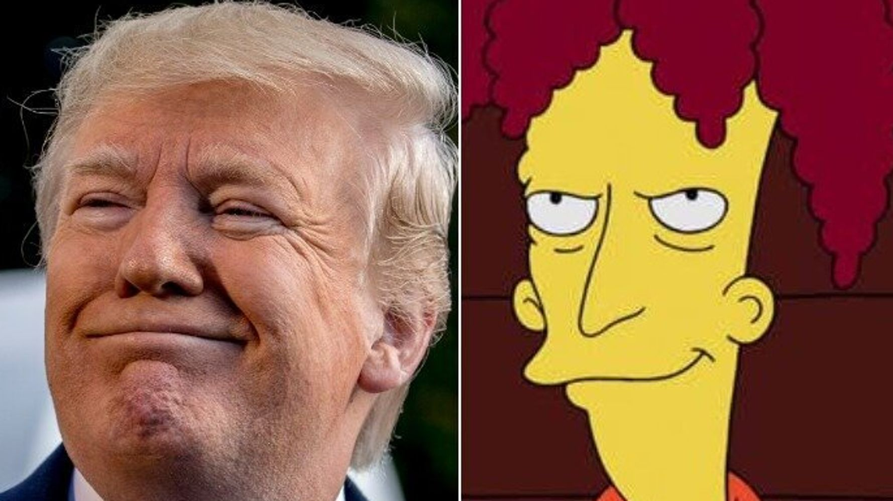 Ex-'Simpsons' Writer Torches GOP For Stealing Trump Defense From Sideshow Bob