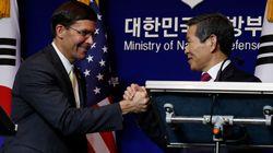 방위비 분담금 : 한국은 '공평한 수준'을 말했고, 미국은 '인상'을