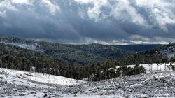 Tiempo: doce comunidades siguen bajo alerta por nieve, frío, lluvia, viento y