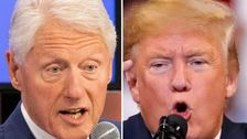 Bill Clinton Takes The Subtlest Of Swings At Donald Trump Over Their Old Golf Photo