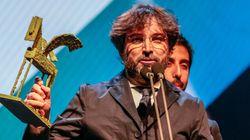 El palo de Jordi Évole a Santiago Abascal al recoger el