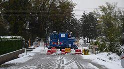 Après des chutes de neige impressionnantes, la vigilance orange