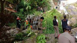 Un touriste français meurt en prenant un selfie près d'une chute d'eau en