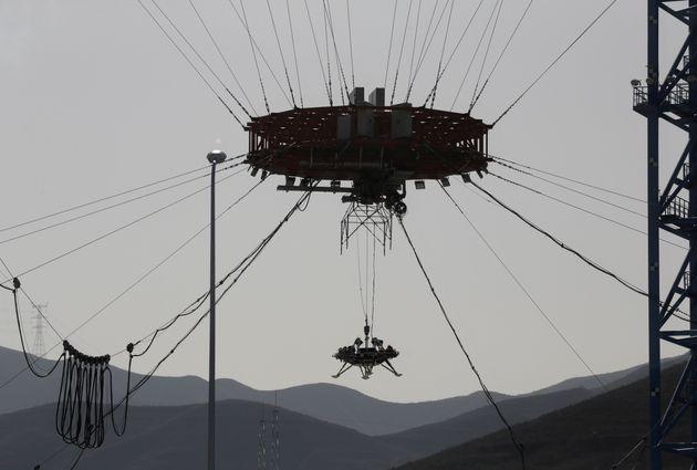 Κίνα: Επιτυχής δοκιμή προσεδάφισης για την αποστολή στον Άρη το
