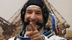 AstroLuca guiderà tutte le passeggiate spaziali per aggiornare