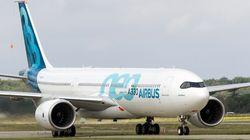 Airbus va devoir réparer cet avion à cause