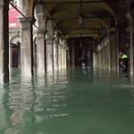 Nuovo picco di marea a Venezia, l'acqua supera i 150
